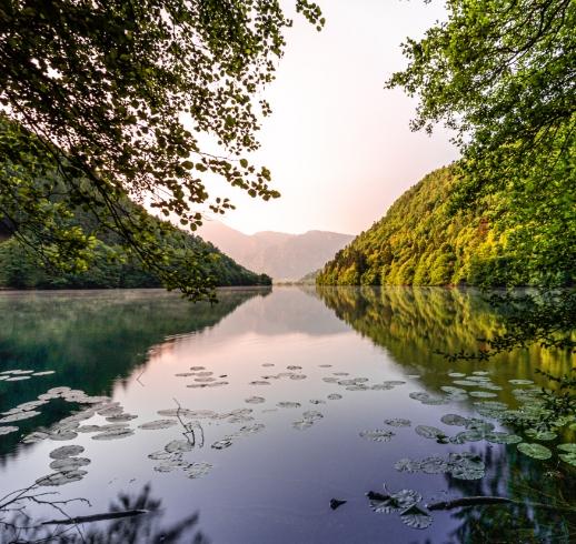Lago di Levico - Foto di Alberto Libardoni